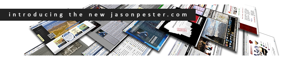 The New JasonPester.com